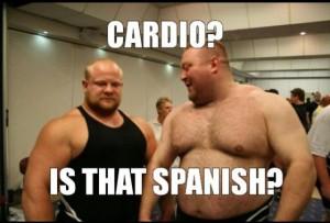 cardio-spanish